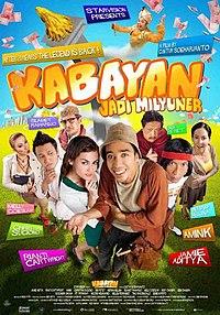 Poster film Kabayan Jadi Milyuner.jpg