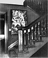 Marcel Duchamp, Nude Descending a Staircase, No. 2, in the Frederick C. Torrey home, c. 1913.jpg