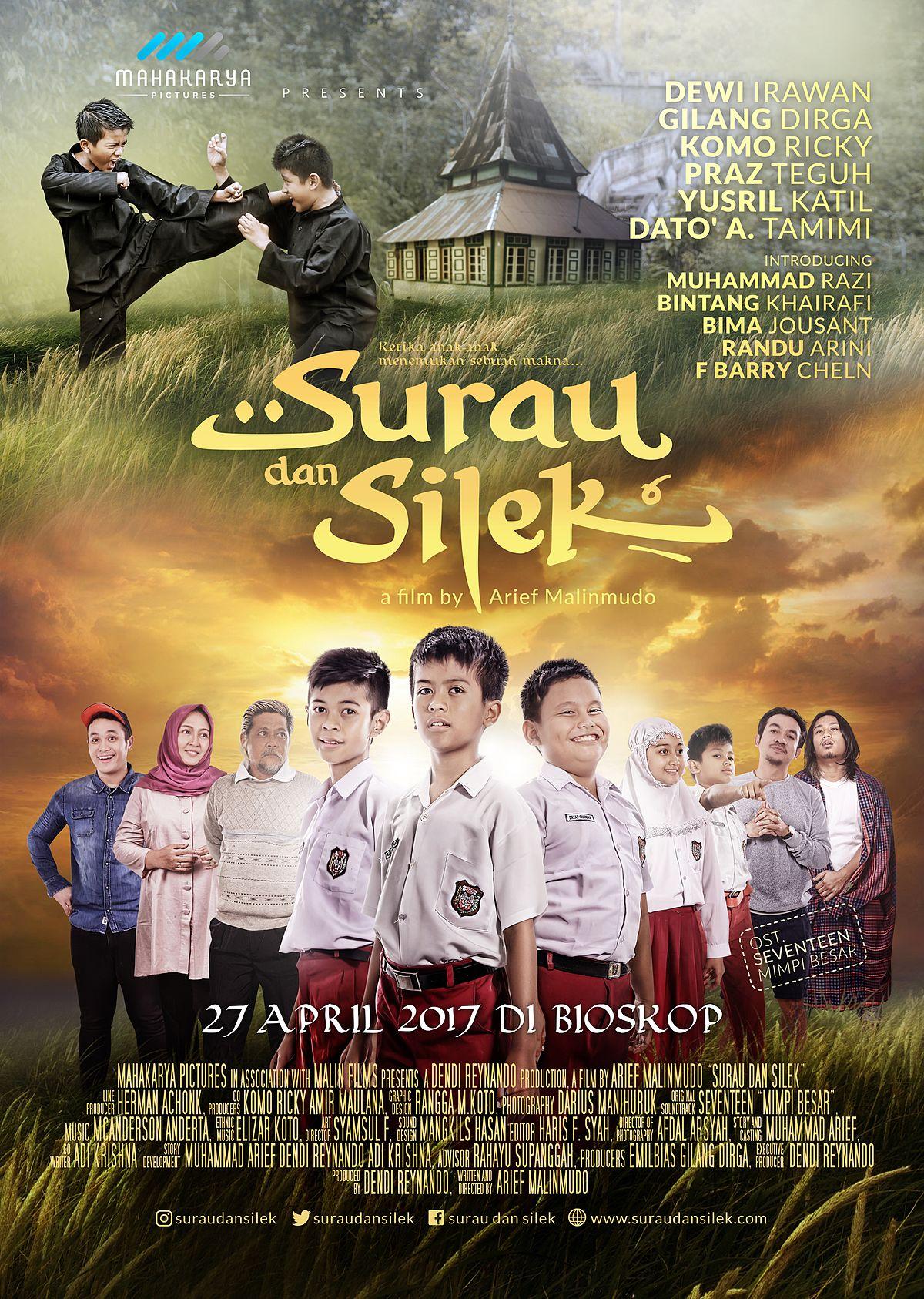 Surau Dan Silek Wikipedia Bahasa Indonesia Ensiklopedia Bebas