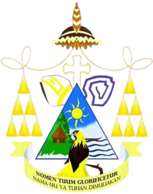 Coat of arms of Hilarion Datus Lega.png