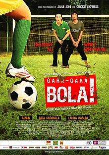 Gara-Gara Bola (2008)