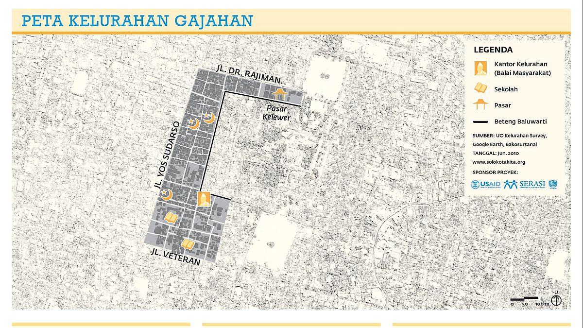 Gajahan, Pasar Kliwon, Surakarta - Wikipedia bahasa Indonesia, ensiklopedia bebas