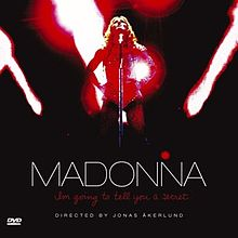 Madonna I'm Going to Tell You a Secret CD-DVD.jpg