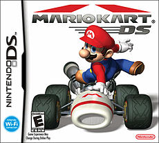Mario Kart DS , NDS Roms Free Download