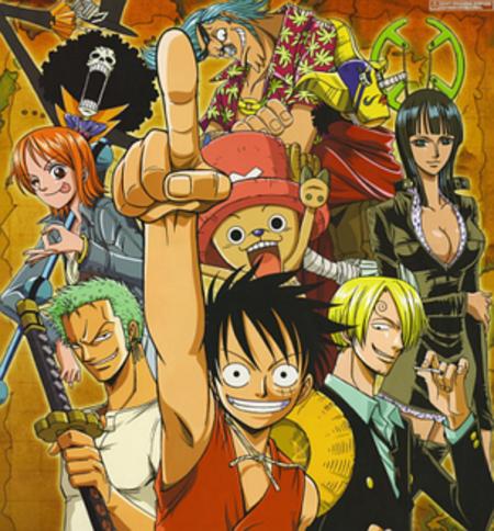Daftar karakter One Piece