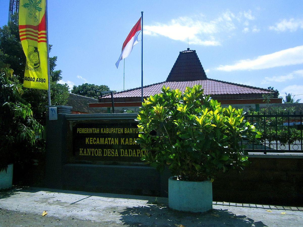 Dadapan, Kabat, Banyuwangi - Wikipedia bahasa Indonesia ...