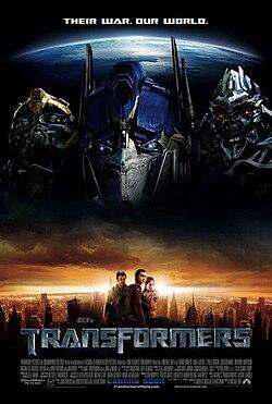 Transformers Film Wikipedia Bahasa Indonesia Ensiklopedia Bebas