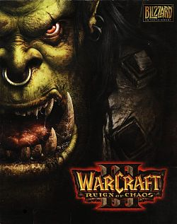 Cover game Warcraft III: Reign of Chaos