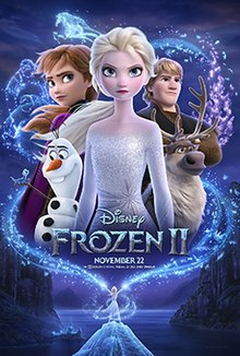 Frozen Ii Wikipedia Bahasa Indonesia Ensiklopedia Bebas