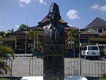 Patung Ki Hadjar Dewantara