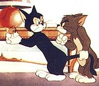 Butch Tom And Jerry Wikipedia Bahasa Indonesia Ensiklopedia Bebas