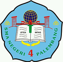 Sma Negeri 4 Palembang Wikipedia Bahasa Indonesia Ensiklopedia