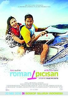 risky agus salim - Roman Picisan