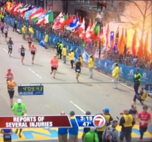 2013 Boston Marathon finish line explosion.png