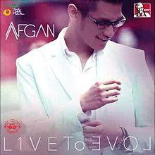Lirik Lagu Jodoh Pasti Bertemu - Afgan LIVE to Love