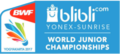 2017 BWF World Junior Championships Logo.png