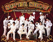 Super Junior - Super Show Tour Concert Album.jpg