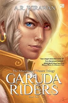 Novel the adventures of wanara garuda riders a r wirawan.jpg