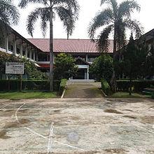 SMA Bina Insani awal Maret 2013.