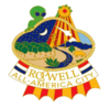 Lambang resmi The City of Roswell, New Mexico