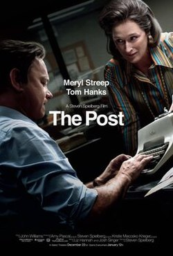 The Post Steven Spielberg Poster 2017.jpg