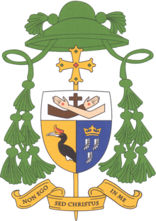 Coat of arms of Samuel Oton Sidin.png