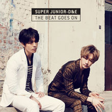 Super Junior D&E 1st album'The Beat Goes On'.jpg