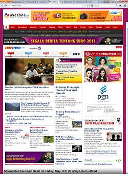 Okezone.com - Wikipedia bahasa Indonesia, ensiklopedia bebas