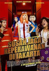 Susah Jaga Keperawanan di Jakarta (2010)