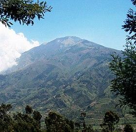 Gunung Merbabu Wikipedia Bahasa Indonesia Ensiklopedia Bebas