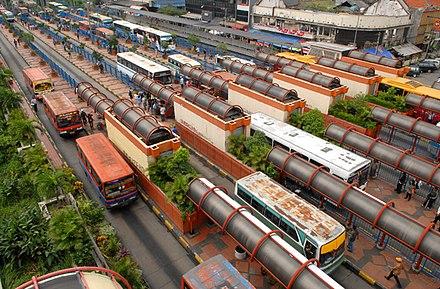 Terminal Blok M Jakarta Wikiwand