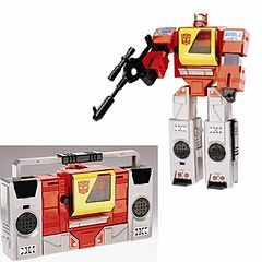 Blaster in cassette deck and robot.jpg