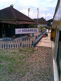 Sidareja Cilacap Wikipedia Bahasa Indonesia Ensiklopedia Bebas