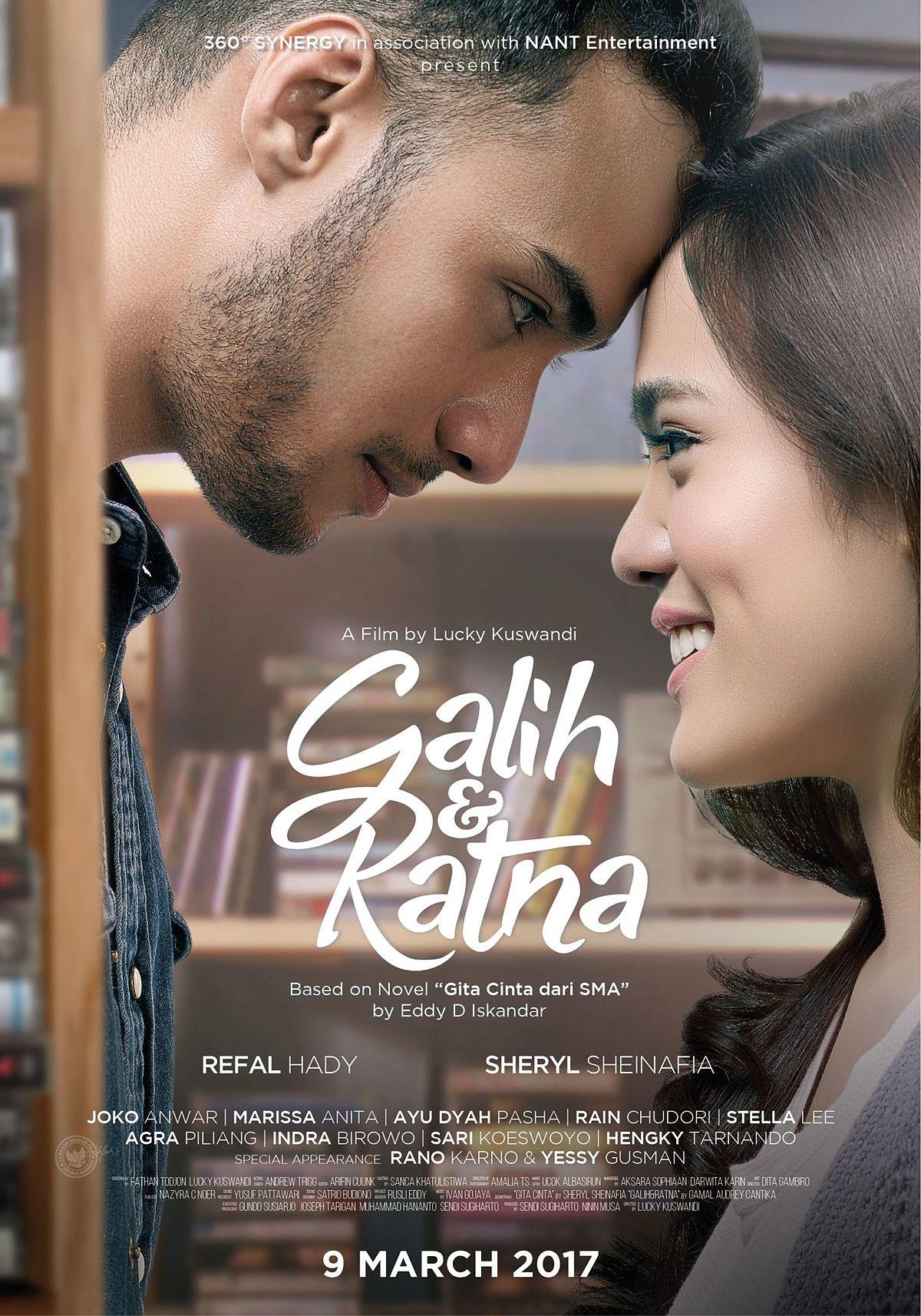 galih dan ratna film wikipedia bahasa indonesia