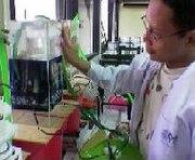 Pengolahan limbah secara biologis merupakan salah satu aplikasi teknik bioproses.