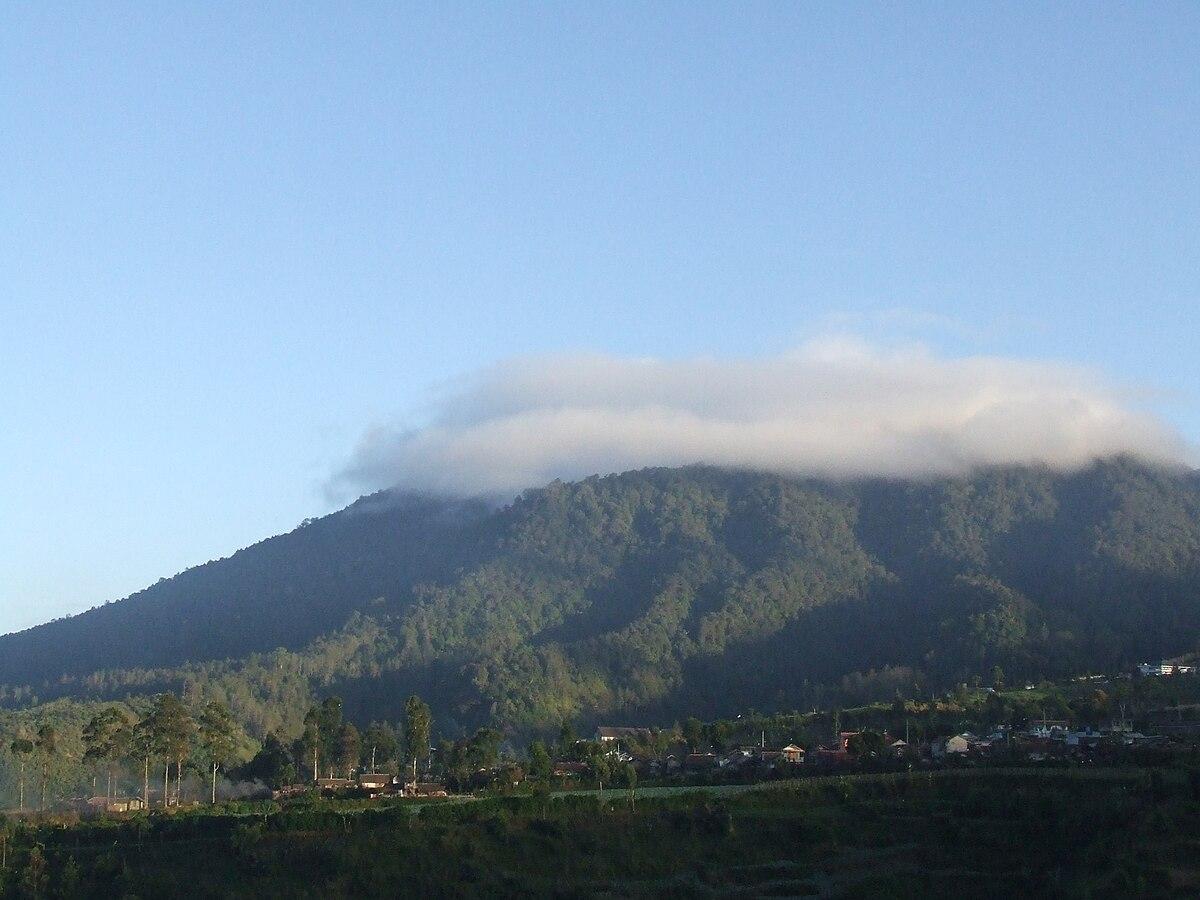 Gunung Burangrang Wikipedia Bahasa Indonesia Ensiklopedia Bebas
