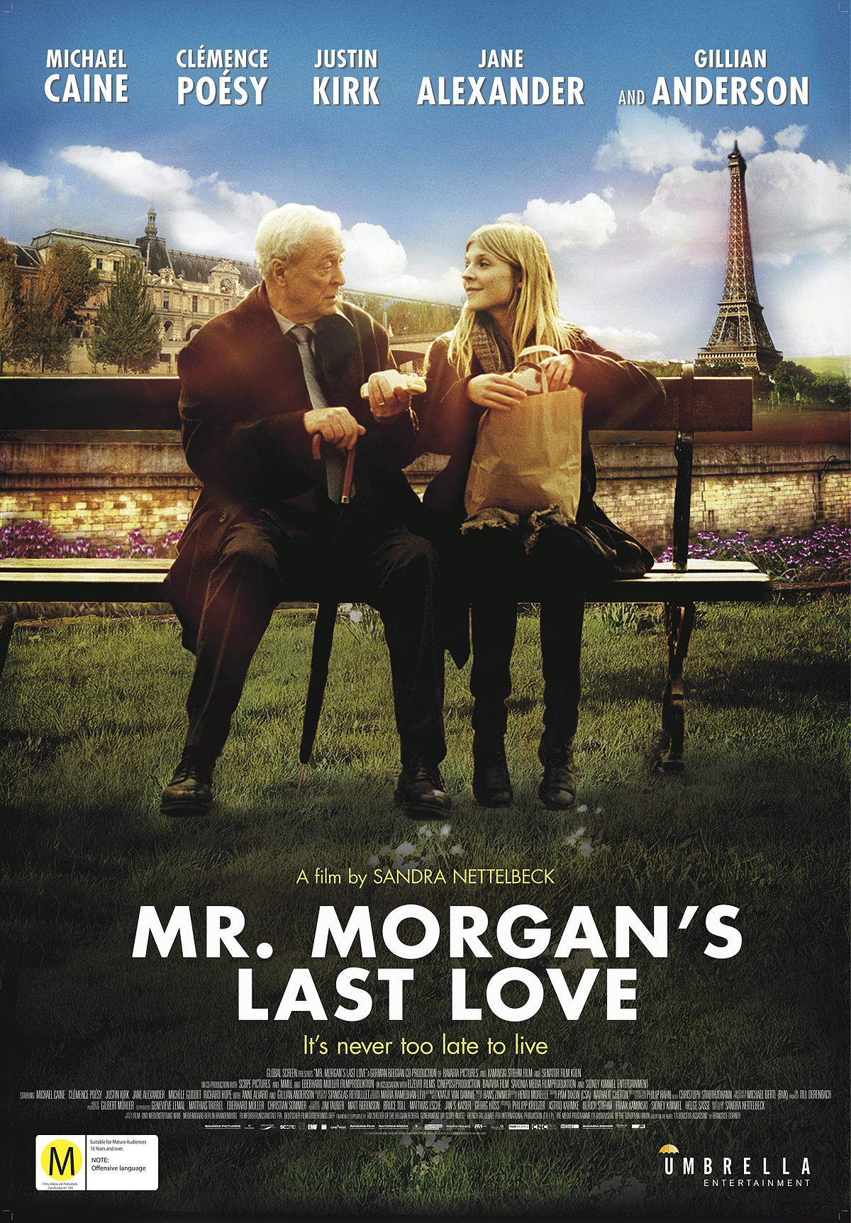 Mr. Morgan's Last Love - Wikipedia bahasa Indonesia