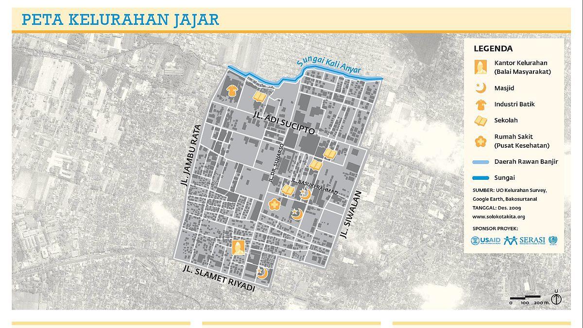Jajar, Laweyan, Surakarta - Wikipedia bahasa Indonesia ...