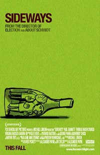 Poster film Sideways