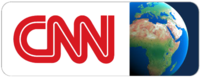 Logo keempat CNN International (2009-2014)