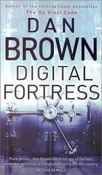 Kover buku Digital Fortress.