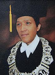 Hasil gambar untuk bambang wibawarta universitas indonesia