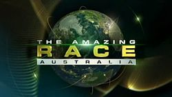 The Amazing Race Australia logo