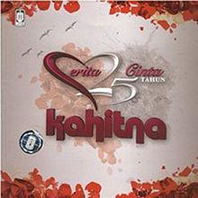 Cantik Kahitna on Cerita Cinta  25 Tahun Kahitna   Wikipedia Bahasa Indonesia
