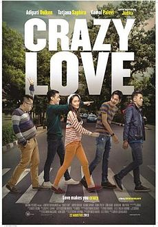 Crazy Love (film) - Wikipedia bahasa Indonesia