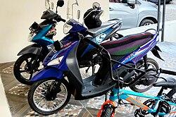 Yamaha Mio - Wikipedia bahasa Indonesia, ensiklopedia bebas