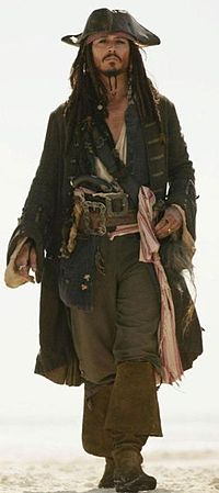 Jack Sparrow In Pirates of the Caribbean- At World's End.JPG