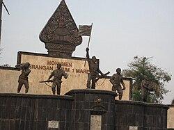 Monumen 1 Maret