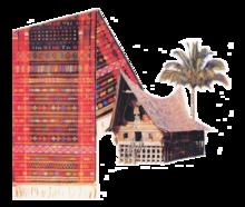 Ulos dan Rumah Batak