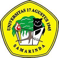 universitas 17 agustus 1945 samarinda logo untag samarinda jpg